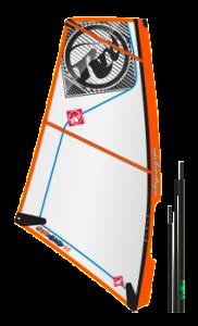 Velas aprendizaje windsurf
